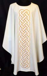 Celtic Knot 4 Chasuble
